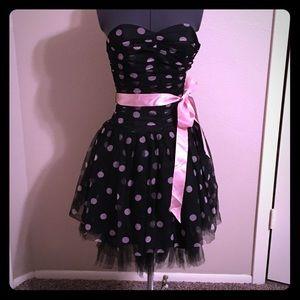 Gunne Sax Party Dress 3 4 juniors vintage prom 😍